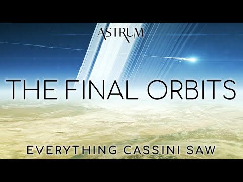 What has NASA's Cassini seen during its Grand Finale?