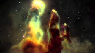 Eagle Nebula - A Three-Dimensional View | ESA Hubble Space Science Astronomy HD Video