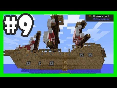 KOLONİ GEMİSİ! - Minecraft: The Simple Life #9