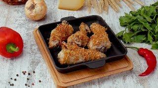 Как приготовить куриные ножки с хрустящей корочкой - Рецепты от Со Вкусом