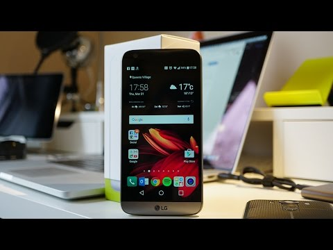 24 hours with the LG G5