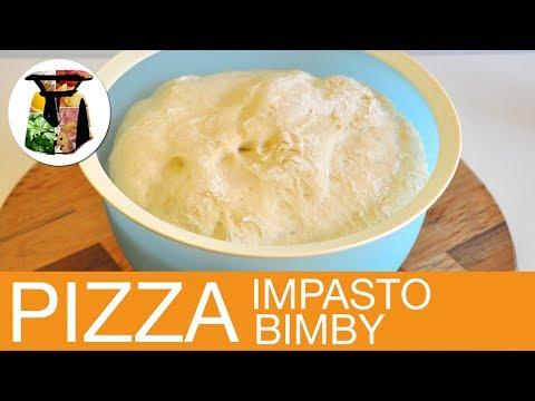 Ricetta Impasto Pizza Bimby Tm21.Pasta Per La Pizza Impasto Bimby Tm31 Tm5 Tm6 Youtube