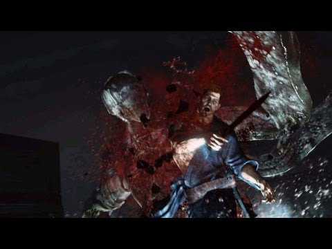 Resident Evil 6 PC - Enemy Teleporting Hack (defeat Haos effectively)