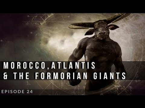 The Mystery of the Giants of North Africa, Atlantis and Ireland