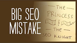 The Biggest SEO Mistake Businesses Make