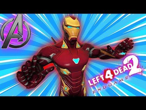 L4D2: Endgame - Avengers Edition - Zombie Invasion