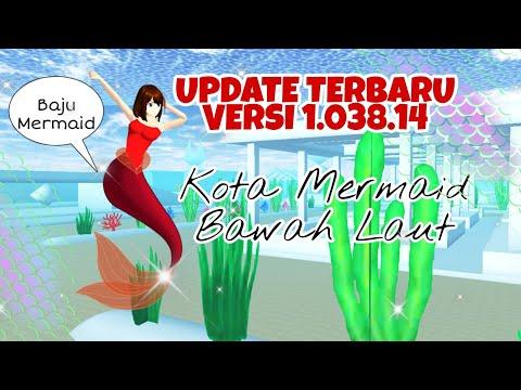 KAGET ADA KOTA BAWAH LAUT | UPDATE VERSI 1.038.14 | Sakura School Simulator