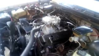 84 cutlass supreme making progress