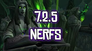 Sad Shadow Priest PVP Changes in 7.2.5
