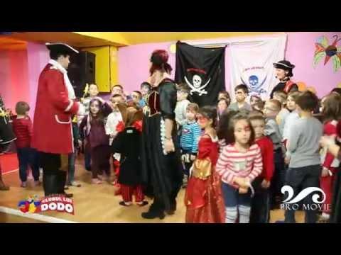 Petrecere copii tematica - Piratii - Clubul lui DODO Galati