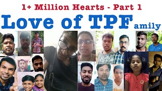 Love TP Family | 1 Million Wishes | Part 1 | Tamil Pokkisham | Vicky | TP