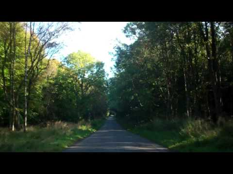 Autumn Drive Trinity Gask To Findo Gask Perthshire Scotland