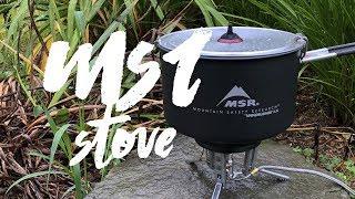 Most Expensive Cook Set | MSR WindBurner Stove System Combo