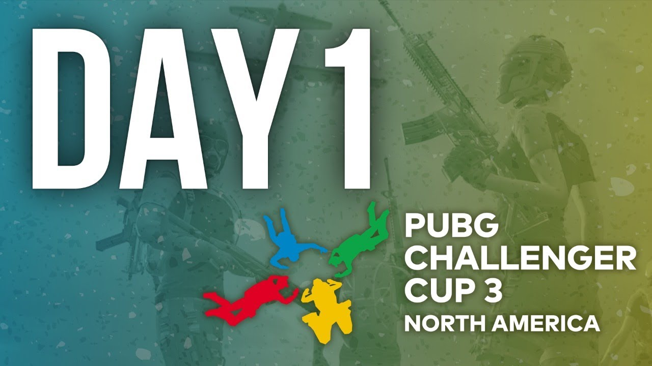 North America Challenger Cup 3 - Day 1