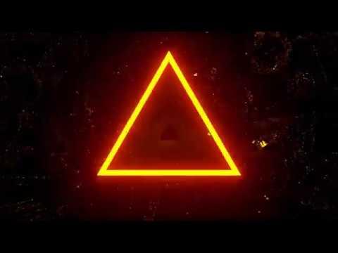 Tetris Effect - Pharaoh's Code: Next Chapter - Theater Mode