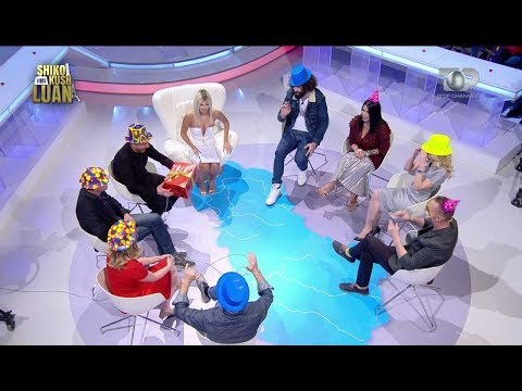Shiko kush LUAN, 28 Tetor 2017, Pjesa 2 - Top Channel Albania - Entertainment Show