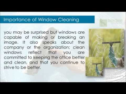 Importance of window cleaning
