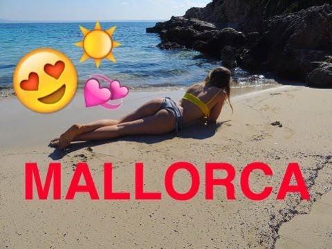 PALMA DE MALLORCA VLOG || SPRING BREAK 2018
