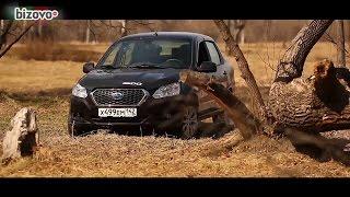 Тест-драйв нового автомобиля Datsun on-Do (Датсун он-До)