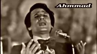 عبد الحليم حافظ قارئة الفنجان حفلة نادي الترسانة 1976 بجودة عالية