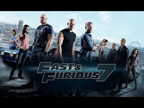 Fast & Furious 7 - action - 2015 - trailer