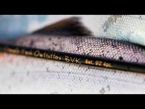 Temple Fork Outfitters: Bvk Flyrod Review