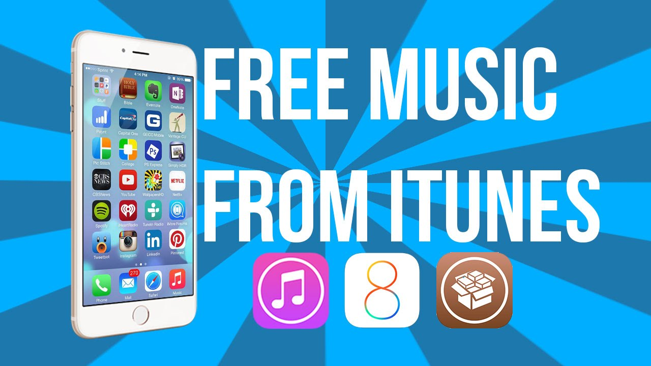 8.1: Get Music FREE From ITunes Store App