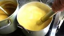 How to make BIR Base gravy used in Glasgow takeaways