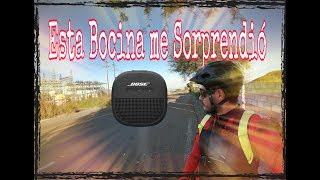 Probando La Bocina Bose SoundLink Micro