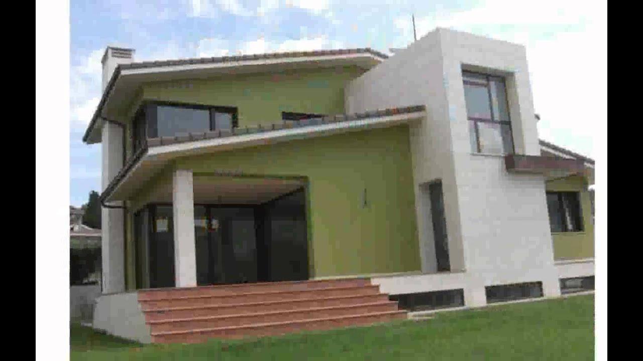 Fachadas de casas clasicas youtube - Casas clasicas modernas ...