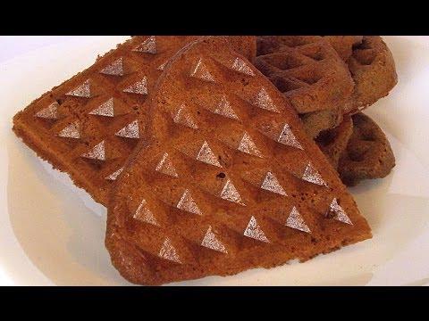 Венские вафли - рецепт с фото