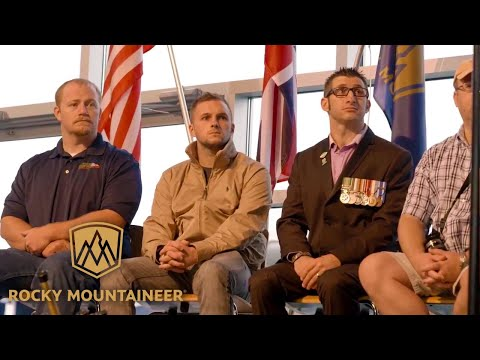 Life Changing Train for Heroes - Full Story - Hosted by President & CEO Randy Powell