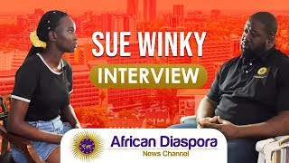 Sue Winky Speaks On Life In Kenya, Marriage Expectations For Women & Single Parent Households