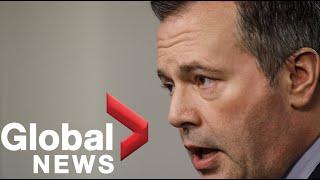 Coronavirus outbreak: Alberta announces $2B toward job creation | FULL