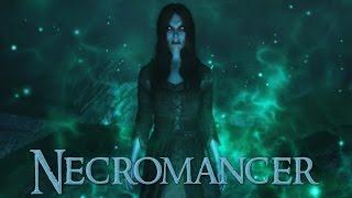 The Necromancer - Ilinalta's Deep - Skyrim Stealth Gameplay