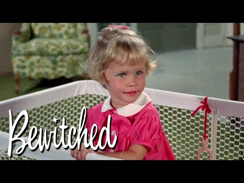 Tabitha's Newfound Magical Powers | Bewitched