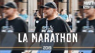 Cruz Completes 2019 Los Angeles Marathon + Shares His Personal Motivation