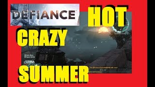 Defiance Gameplay with DraculaSWBF2 - Hot Crazy Summer 06/21/2017