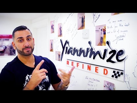 Yiannimize Wall of Fame; Celebrity Cars