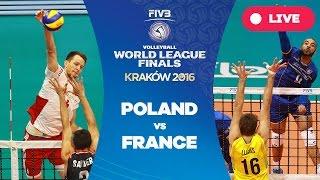 Poland v France - Group 1: 2016 FIVB Volleyball World League