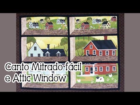Patchwork Ao Vivo #67: canto mitrado e Attic Window
