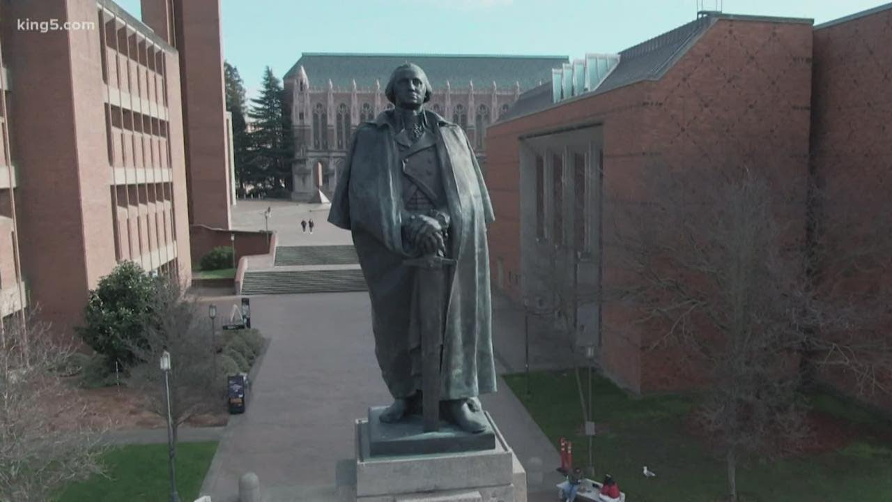 UW Black Student Union pushes for removal of George Washington ...