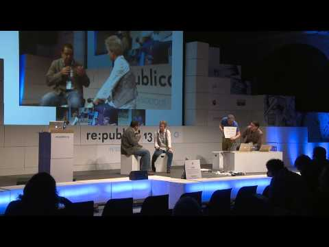 re:publica 2013: Das digitale Quartett - live on stage on YouTube