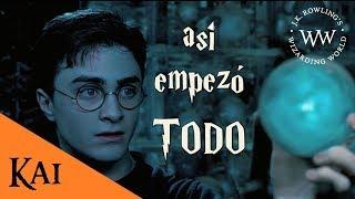 La Profecía de Harry Potter