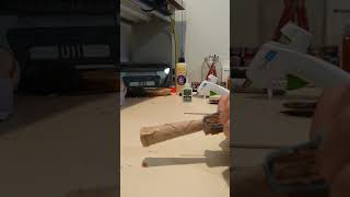 DIY Fortnite cardboard 📦 OG Revolver 🔫 . Functioning