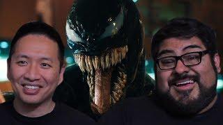 Venom Trailer Reaction and Review