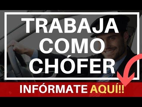 🎯 EMPLEOS DE CHÓFER 2019   Busco Trabajo   Oferta De Trabajo 2019