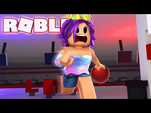 ESCAPE THE BOWLING ALLEY ON ROBLOX!