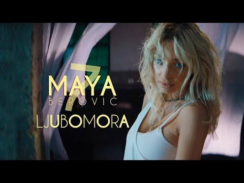 Maya Berović - Ljubomora (Official Video)