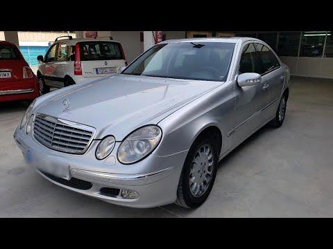 MERCEDES BENZ E 320 2003 | Elegance 3.2cc 220cv Gasolina | Car Review